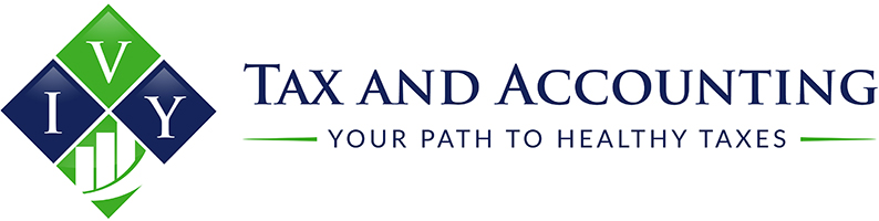 Ivy Tax and Accounting Services Inc. Logo